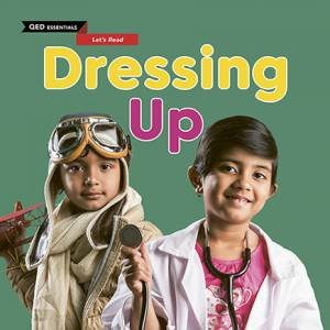 QED Essentials Let's Read: Dressing Up!