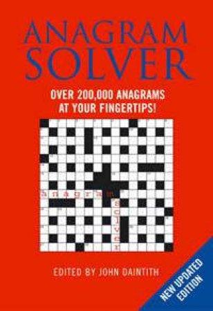 Anagram Solver by John Daintith