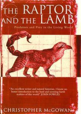 The Raptor & the Lamb by Christopher McGowan