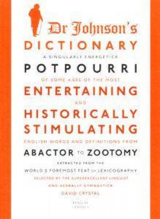 Dr Johnson's Dictionary by Samuel Johnson