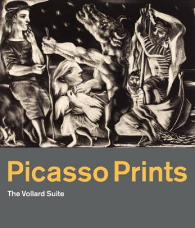 Picasso Prints by Stephen Coppel
