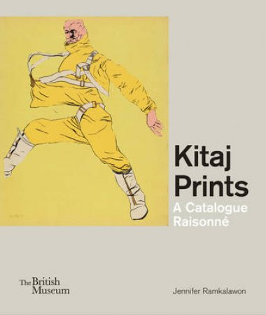 Kitaj Prints by Jennifer Ramkalawon