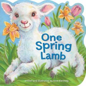 One Spring Lamb by Anne Vittur Kennedy