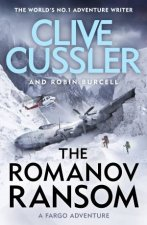 The Romanov Ransom by Clive Cussler & Robin Burcell