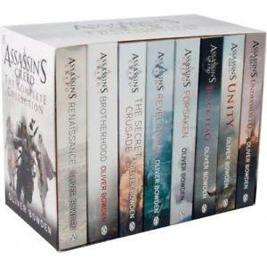 Assassin's Creed 7 Book Box Set