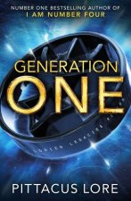 Generation One: Lorien Legacies Reborn by Pittacus Lore