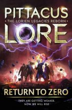 Return To Zero by Pittacus Lore
