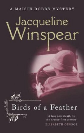 Birds of a Feather CD by Jacqueline Winspear