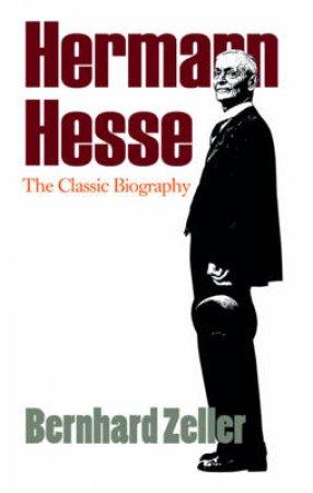 Hermann Hesse by Bernhard Zeller