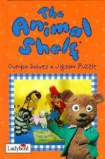 Animal Shelf Gumpa Solves A Jigsaw Puzzle