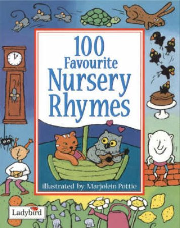 100 Favourite Nursery Rhymes by Various