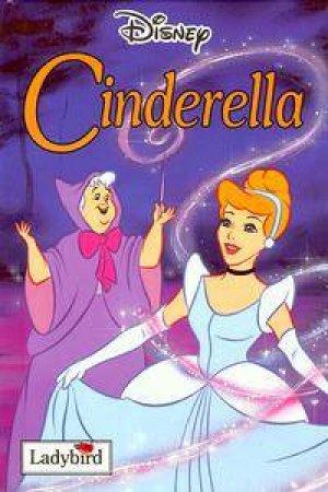 Disney Easy Reader: Cinderella by Various