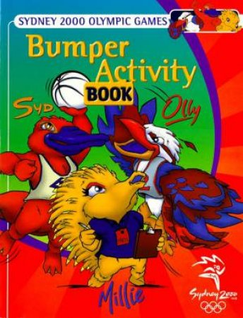 Sydney 2000 Olympics Bumper Activity Book by Various