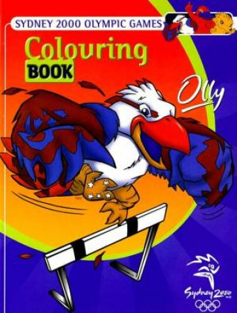 Sydney 2000 Olympics Colouring Book by Various