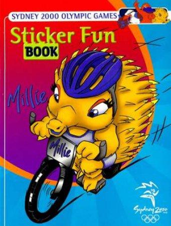 Sydney 2000 Olympics Sticker Fun Book by Various