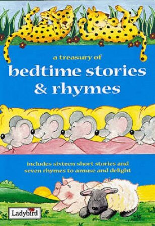 A Treasury Of Bedtime Stories by Various