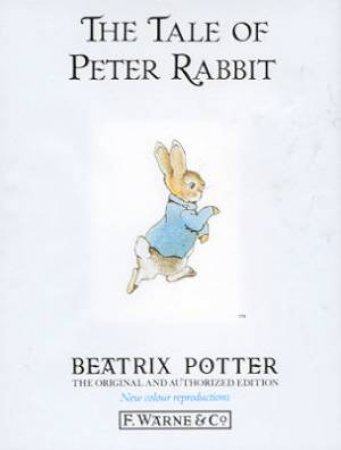 Peter Rabbit & Friends: The Tale Of Peter Rabbit by Beatrix Potter