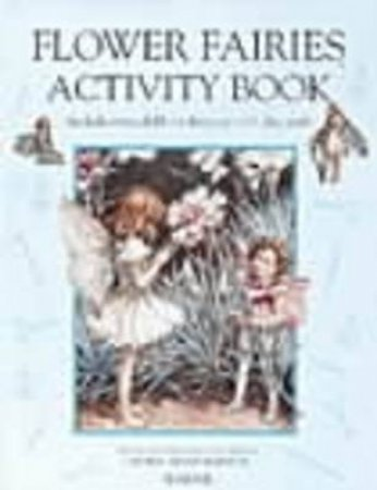 Flower Fairies Activity Book by Cicely Mary Barker
