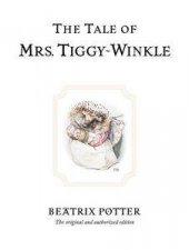 The Tale Of Mrs TiggyWinkle