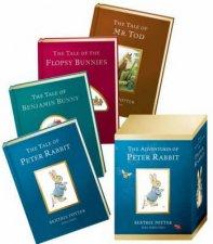 The Peter Rabbit Tales Deluxe Set