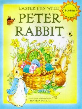 Easter Fun With Peter Rabbit by Beatrix Potter