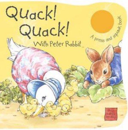 Peter Rabbit Seedlings: Quack, Quack!