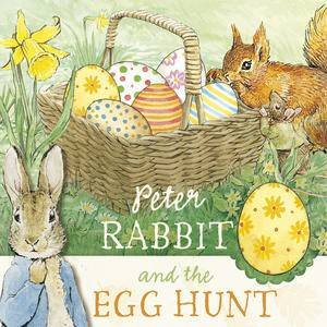 Peter Rabbit and the Egg Hunt by Beatrix Potter
