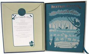 Beatrix Potter: The Complete Tales, Limited Ed by Beatrix Potter