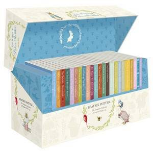 The World of Peter Rabbit:The Complete Collection of Original Tales 1-23
