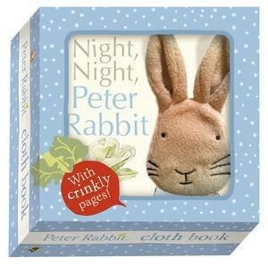 Night Night Peter Rabbit Cloth Book by Beatrix Potter