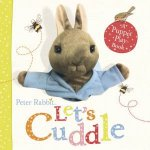 Peter Rabbit Lets Cuddle A Puppet Play Book