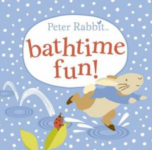 Peter Rabbit Bathtime Fun