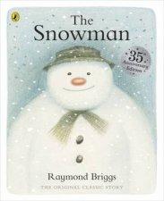 The Snowman  35th Anniversary Ed