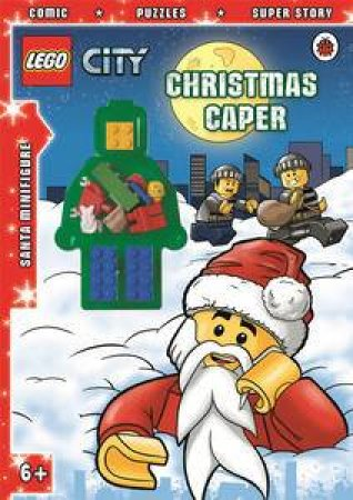LEGO City: Christmas Caper Activity Book with Minifigure by Various