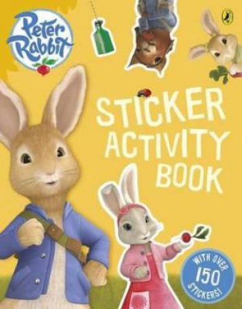 Peter Rabbit Animation: Sticker Activity Book by Beatrix Potter