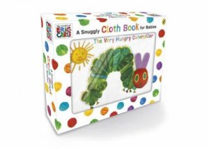 The Very Hungry Caterpillar: Cloth Book
