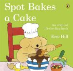 Spot Spot Bakes a Cake