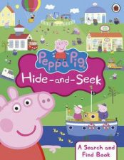 Peppa Pig Hide and Seek A Search and Find Book