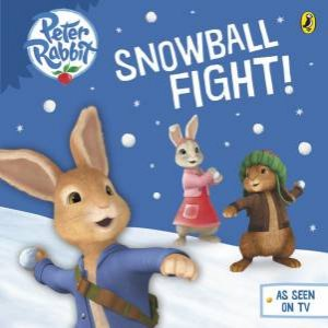 Peter Rabbit Animation: Snowball Fight! by Beatrix Potter
