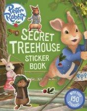 Peter Rabbit Animation Secret Treehouse Sticker Book
