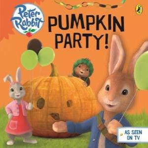 Peter Rabbit Animation: Pumpkin Party!