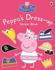 Peppa Pig Peppas DressUp Sticker Book