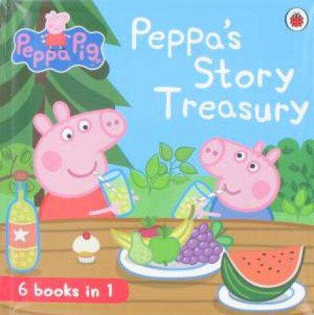 Peppa Pig: Peppa's Story Treasury by Various