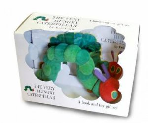 The Very Hungry Caterpillar (Book and Toy Pack) by Eric Carle