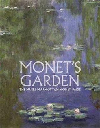 Monet's Garden by Marianne Mathieu