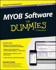 MYOB Software for Dummies  8th Australian Ed