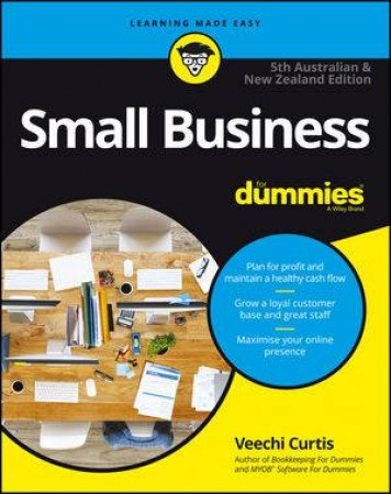 Small Business For Dummies - 5th Australian And New Zealand Ed