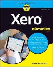 Xero for Dummies 4th Ed
