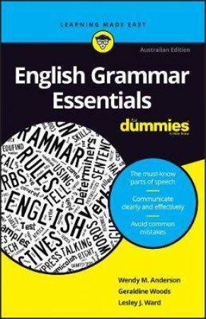 English Grammar Essentials For Dummies