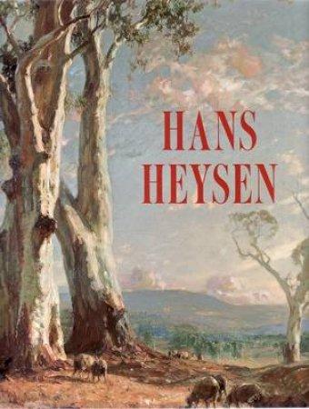 Hans Heysen by Rebecca Andrews